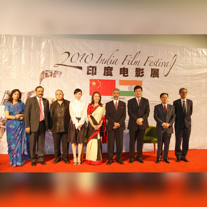 Journey of Indian Cinema in China